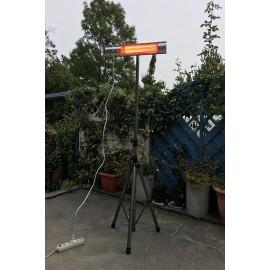 Lampa - promiennik ciepła
