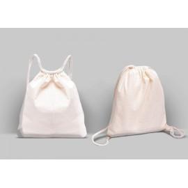 Plecaki reklamowe bawełniane