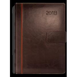 Kalendarze książkowe A5 Dzienne VIP