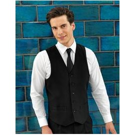 Men´s Lined Polyester Waistcoat