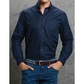 Mens Workwear Oxford Shirt Long Sleeve
