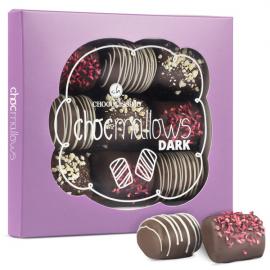 Pianki w ciemnej czekoladzie
